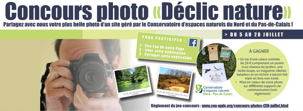 """""""Déclic nature"""" ou comment faire découvrir (ou redécouvrir) les sites naturels gérés par le CEN - Visuel : Ludivine Caron"""
