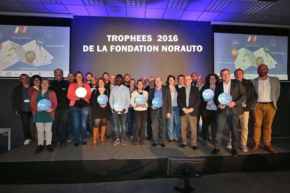 Faune qui peut remporte un prix aux Trophées de la Fondation Norauto