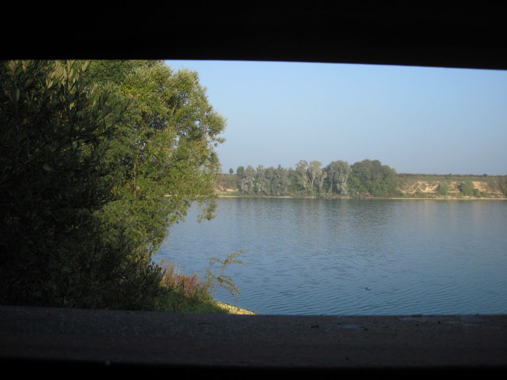 Lac de Cantin