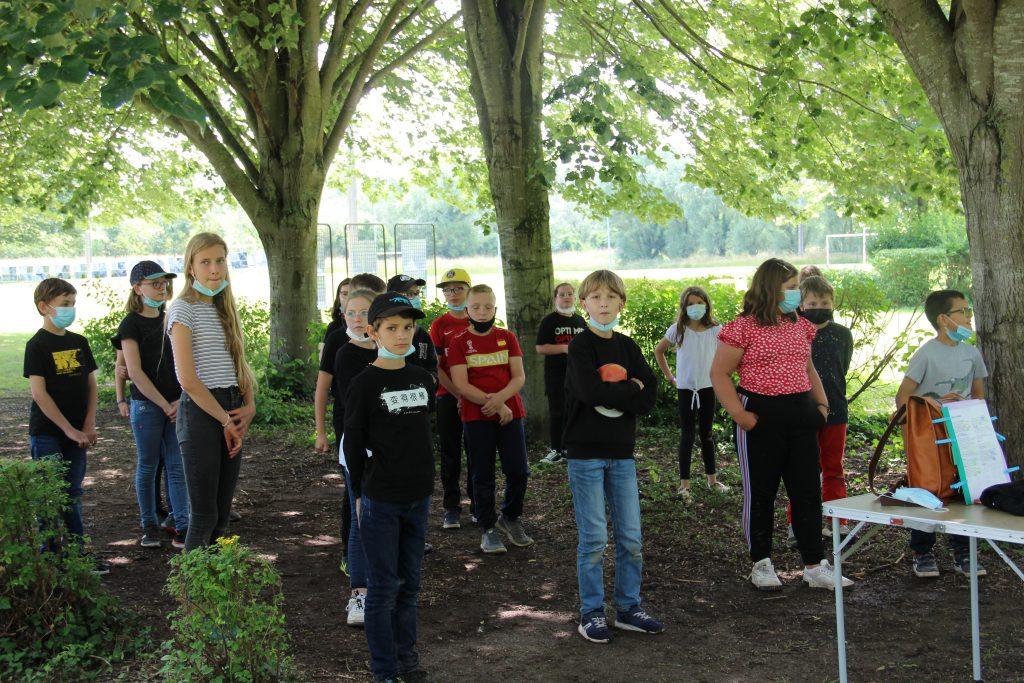 Natureland fait la fierté de l'école communale et de ses élèves conservateurs en herbe