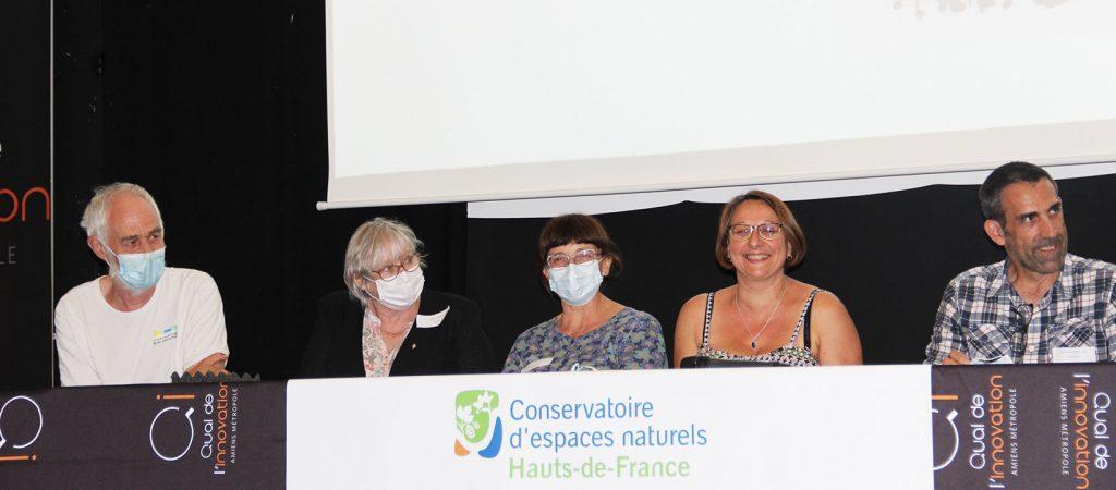 1ère Assemblée générale du Conservatoire d'espaces naturels des Hauts-de-France